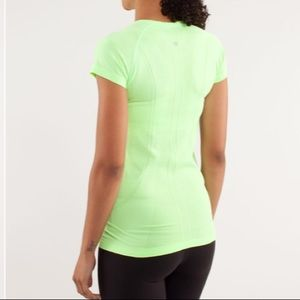 Lululemon Run: Swiftly Tech Short Sleeve